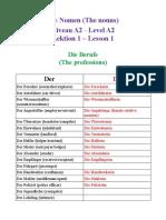 Lektion 1-A2 PDF