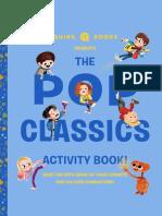 Pop Classics Activity Book