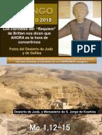 PRIMER DOMINGO DE CUARESMA CICLO B 2018