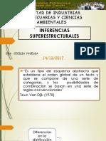 6 Inferencias Superestructurales. Albán, López, Cucás y Orbe