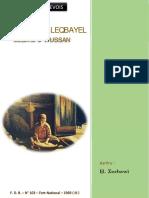 h Genevois La Femme Kabyle