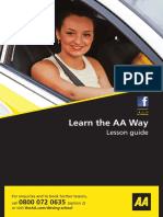 Learn the Aa Way Lesson Guide 2014
