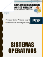 Evolucion de Los Sistemas Operativos