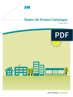 Daikin UK Product Catalogue