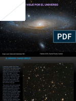 Un Viaje Por El Universo Resumen