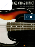 Bass Arpeggio Finder Easy-To-Use Guide to Over 1,300 Bass Arpeggios Hal Leonard Bass Method_nodrm