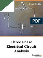 Three Phase Electrical Circuit Analysis