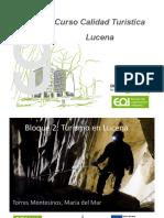 6. Turismo Específico en Lucena