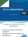 Etica Ministerial 2