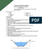 Práctica No.6 (Hidr.canales)