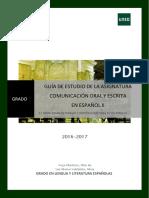 Coee II Guia de Estudio 2017