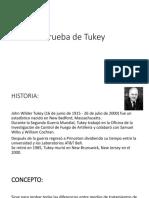 Prueba de Tukey