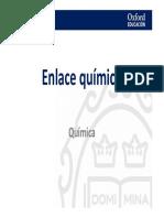 Presentacion Enlace Quimico