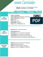 Curriculum Maria Villalobos.ppt