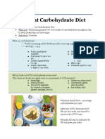 ccd diet education