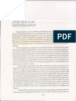 Genogramas McGoldrick y Gerson