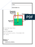 Calorimetria Infor 11