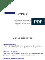 Sesion 6 Prop. Intelectual