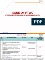 Ptwc Issue