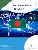 Bangladesh Mobile Market 2018-2022_Critical Markets