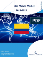 Colombia Mobile Market 2018-2022_Critical Markets
