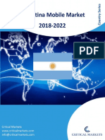 Argentina Mobile Market 2018-2022_Critical Markets