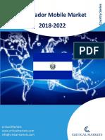 El Salvador Mobile Market 2018-2022_Critical Markets