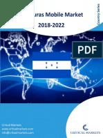 Honduras Mobile Market 2018-2022_Critical Markets