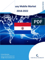 Paraguay Republic Mobile Market 2018-2022_Critical Markets
