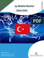 Turkey Mobile Market 2018-2022_Critical Markets