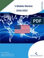 US Mobile Market 2018-2022_Critical Markets