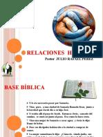 Modulo RELACIONES HUMANAS Diapositivas