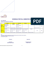10.09.01 - GaBBA.hp02 - Schedule - Fall Semester 2010 - For Student