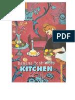 Banana Yoshimoto - Kitchen #1.0~5