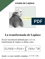 Transform Ada Inversa de Laplace.