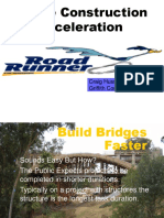 2006BridgeConstructionForumTopic-BridgeConstructionAcceleration