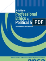 Ethics Guide Web