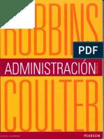 Administracion ROBBINS COULTER 12va