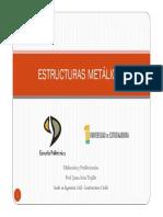 ESTRUCTURAS METÁLICAS-Parte 1_ Generalidades y Clasificacion Secciones