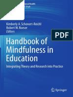 Handbook of Mindfull in Education