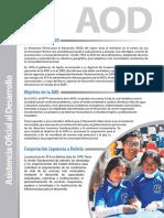 Hojas de Programa y Proyectos Versión IMPRESA