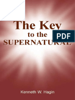 The Key to the Supernatural- Hagin