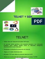 Ssh Telnet