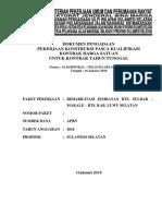 SBD Rehabilitasi Jembatan Bts. Sulbar - Makale - Bts. Kab. Luwu Selatan_rev.