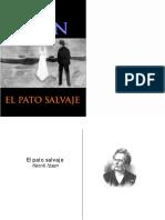 Henrik Ibsen - El pato salvaje.pdf