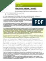 m2cs - 3 Probabilidad - Ejercicios Aplicaciones de La Normal - Binomial-normal