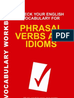4027205 Check Your English for Phrasal Verbs and Idioms