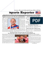 February 14 - 20, 2018  Sports Reporter