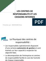 51103583 Les Centres de Responsabilite Et Les Cessions Internes