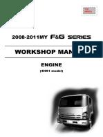 01 Engine MG4HK-WE-0871 7th